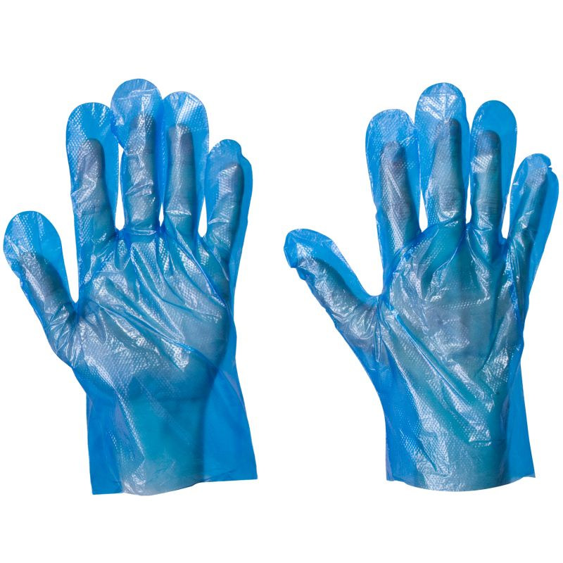 Supertouch Pe Disposable Gloves 1360 1361 Safetygloves Co Uk
